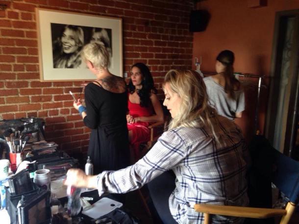 salsa dancer maritza rosales comercial shoot director roman wyden producer alex solomons wyden creable films mirj gschwind 14