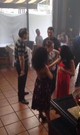 salsa dancer maritza rosales comercial shoot director roman wyden producer alex solomons wyden creable films mirj gschwind 24