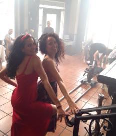 salsa dancer maritza rosales comercial shoot director roman wyden producer alex solomons wyden creable films mirj gschwind 28