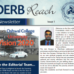 Oshwal Education and Relief Board (OERB) Reach eNewsletter – Issue 1