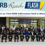 Oshwal Education and Relief Board (OERB) Reach Flash