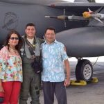 Vivek Shah has been made Captain in the US Air Force