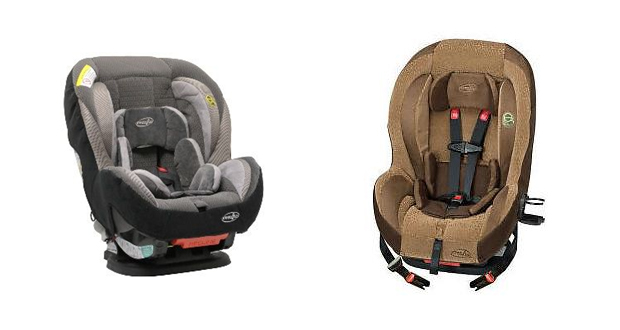 Convertible And Harnessed Child Restraints Recall