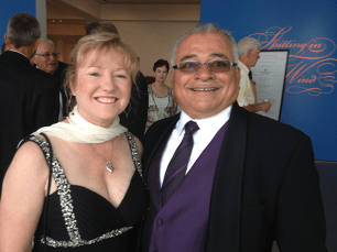 Mary and Rep. Rocky Chavez