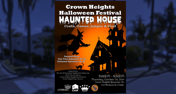 The Crown Heights Resource Center Halloween Festival