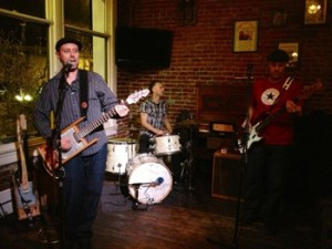 Nathan James and The Rhythm Scratchers (courtesy photo)
