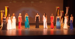 Miss Oceanside Contestants