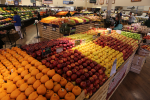 Produce Section at LaCosta Haggen store (courtesy photo)