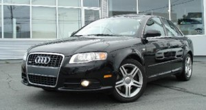 example of 2008 Audi a4