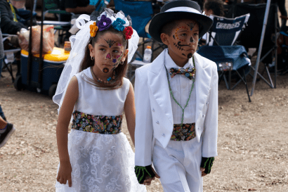 Anabella, 6 and Anthony, 7 of Oceanside