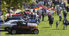 Car and Bike Show at South Oceanside Elementary School