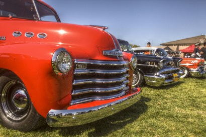 1949 Chevy Pick-up owned by Max Creger