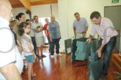 250 familias participan no programa de compostaxe doméstico posto en marcha polo Concello do Barco