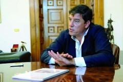 """""""Galicia non pode funcionar só en clave atlántica"""""""