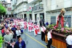 Festexos na honra a San Cibrao