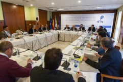 Ourense, sede da I Conferencia de gobernos provinciais de España