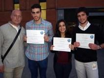 Premio especial da Exporecerca para alumnos das Aulas Tecnópole