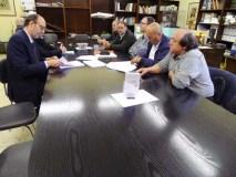 UGT e empresarios asinan o convenio da lousa