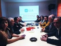 Preparando a campaña do PP en Valdeorras
