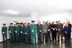 A Garda Civil de Ourense celebra o seu 170 aniversario
