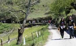 Máis de 500 persoas na Ruta dos Fornos de Celavente (O Bolo)