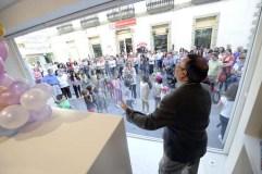 """""""Teatro nos escaparates"""", un éxito de participación"""