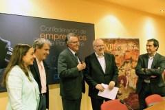 A Feira do Viño de Valdeorras promociónase en Vigo