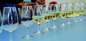 A cata oficial, limiar dos actos da Feira do Viño de Valdeorras