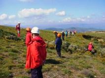 Protección Civil de Manzaneda reforza a súa formación en montaña