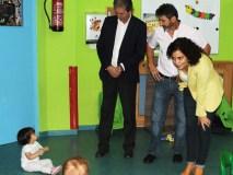 Comezo de curso nas 25 escolas infantís da Galiña Azul na provincia