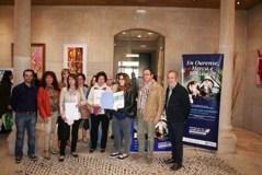 Premios da Federación de Comercio de Ourense