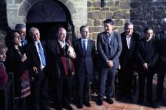 """Entrega dos premios """"Bacelos de prata"""" en Ribadavia"""