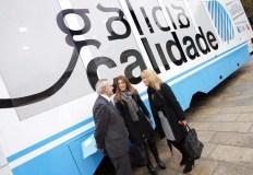 """""""Galicia Calidade en ruta"""", polas sete cidades galegas"""