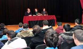 Arrancan as XIII Xornadas educativo-empresariais no IES Lauro Olmo do Barco