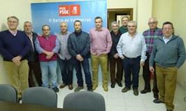 O PSdeG-PSOE Valdeorras presenta aos candidatos nas municipais