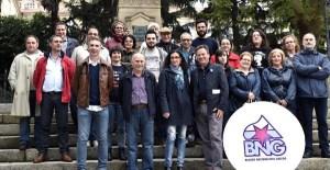 O BNG presenta a súa candidatura ás municipais en Ourense