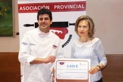"""A """"Galleta solidaria"""" recauda 3.835 euros en Ourense"""