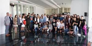 Os gañadores do Rally Matemático 2015 viaxan á Cidade da Cultura de Galicia