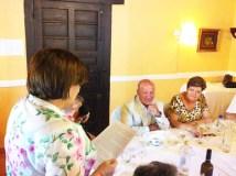 Homenaxe do IES Martaguisela a dous profesores pola súa xubilación
