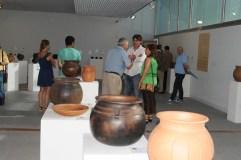 Unha viaxe pola cerámica castrexa, en San Cibrán de Las
