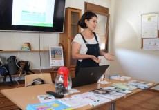 A prevención do cancro, na Escola Rural de Saúde da Limia