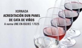 Xornada sobre acreditación oficial de paneis de cata de viños, no Barco