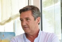 Julián Villamarín, preogeiro da XVIII Feira do Viño de Valdeorras