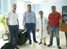 O novo TAC do HCV podería funcionar a finais de agosto