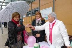 Valdeorras conmemora o Día contra o Cancro de Mama