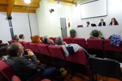 Conferencia sobre a morte digna, no Barco