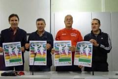 Os Santiños abren un novo Circuíto de Carreiras Populares de Valdeorras