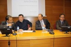 Pérez Canal optará á presidencia da CEG