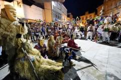 Viana reúne rituais e máscaras de diversos puntos da península