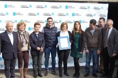Quesos Feijoo recibe o certificado de Galicia Calidade
